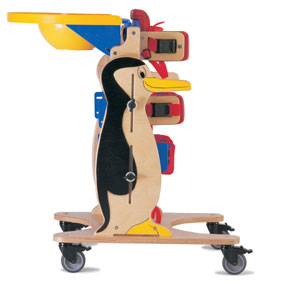 Stehhilfe Pinguin (Thomashilfen) 8011 Frei, Kinderstehständer für Alltag und Therapie